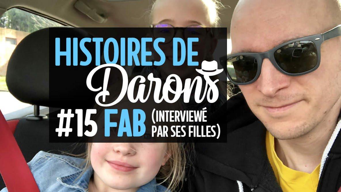 HIstoires de Darons : le podcast incontournable de la paternité